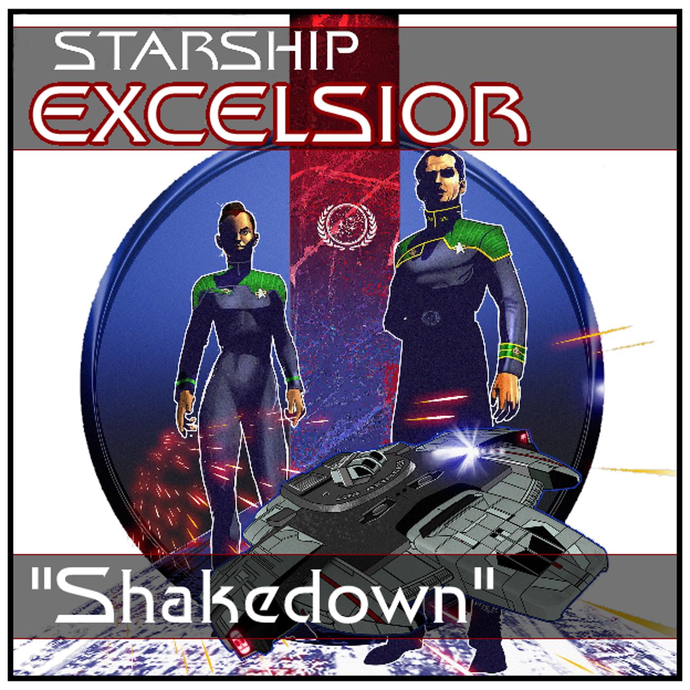 """Starship Excelsior: A Star Trek Fan Audio Drama"" Podcast"