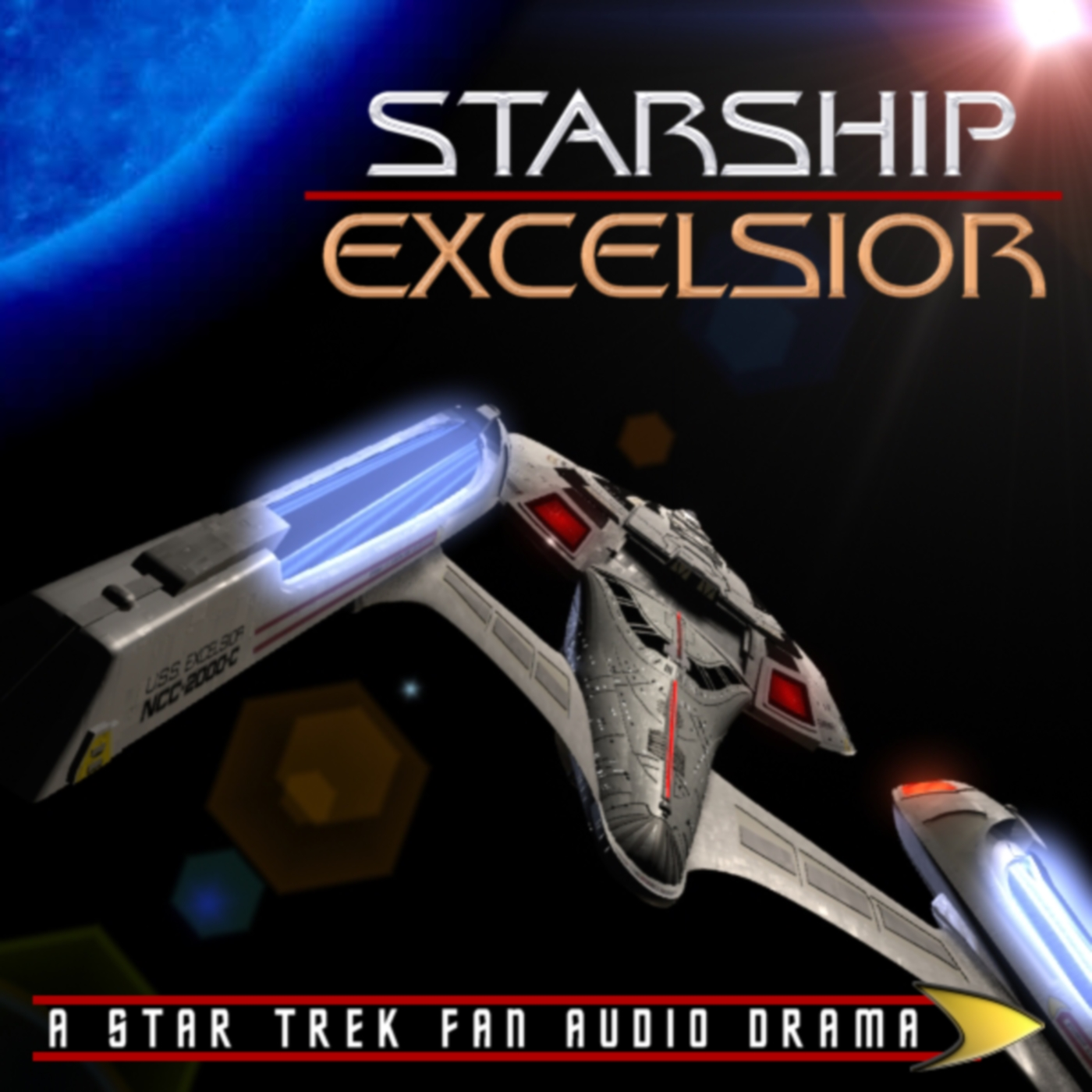 Starship Excelsior: A Star Trek Fan Audio Drama Podcast